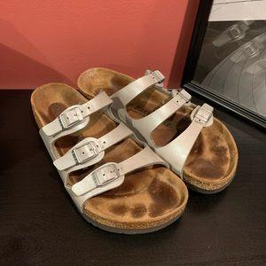 Birkenstock's Sliver Shoes